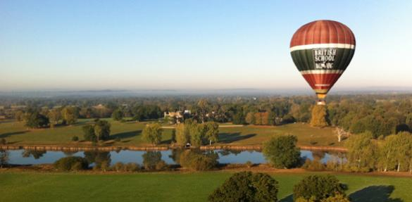 British School of Ballooning