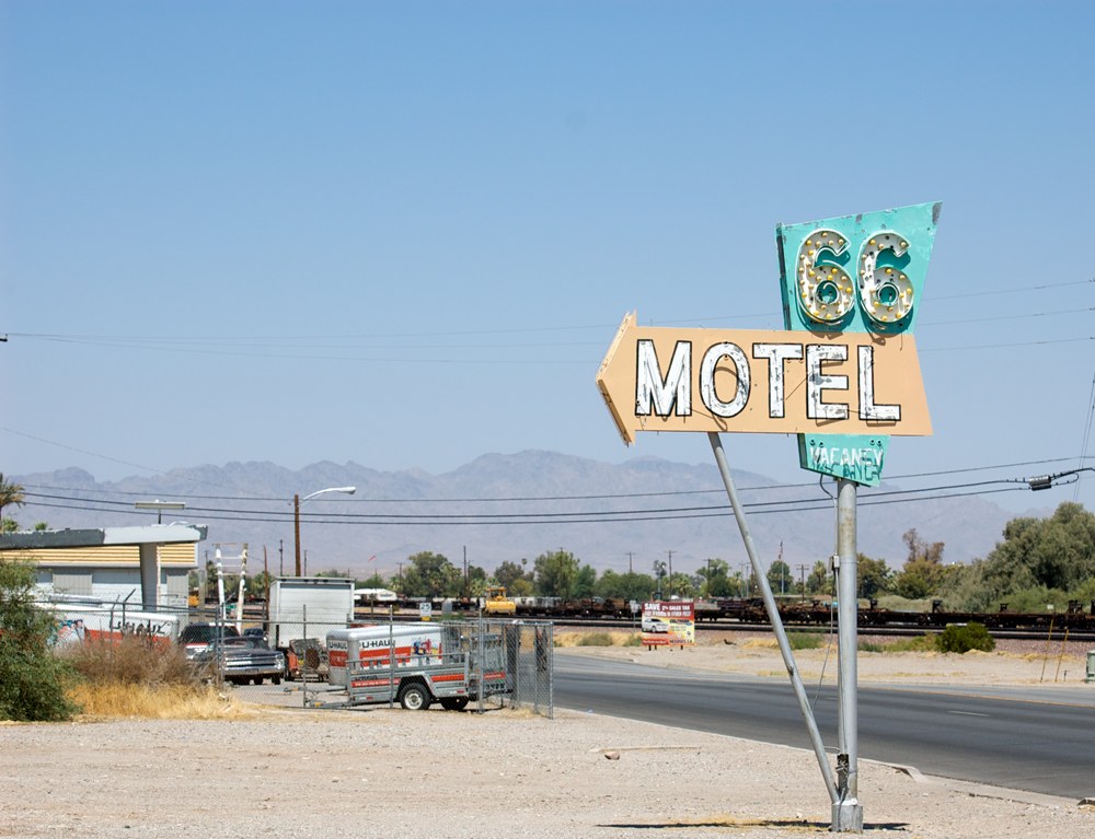 Motel at Route 66