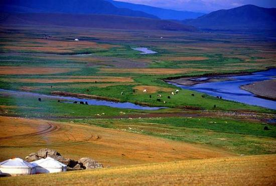 Mongolia, nomads' home