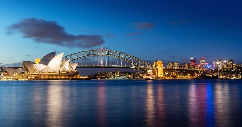Live in Sydney on a Working Holiday Visa