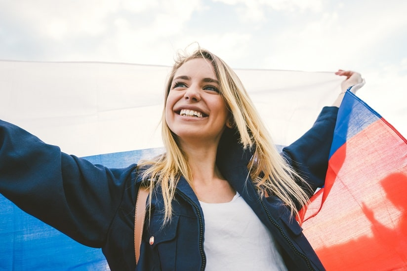 Visit Russia with Visa First