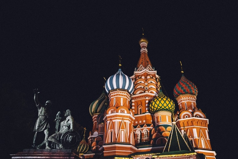 Visit Moscow with Visa First