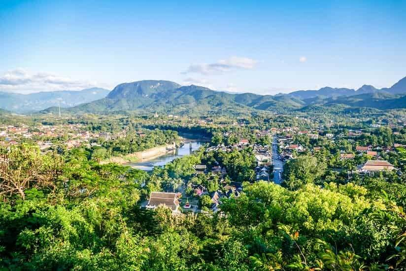 overview of Laos