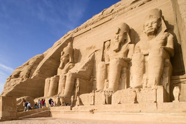 tourist attraction in Egypt